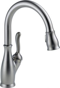 Delta 9178-SS-DST Single Handle Kitchen Faucet Reviews