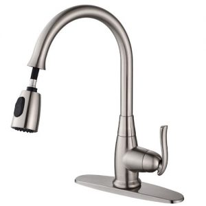 KRAUS KPF-2230SN Single Lever Kitchen Faucet Reviews